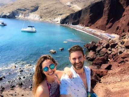 Santorini maravilloso. grande Grecia!