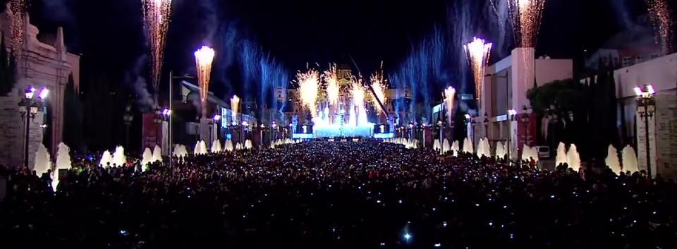 año nuevo barcelona