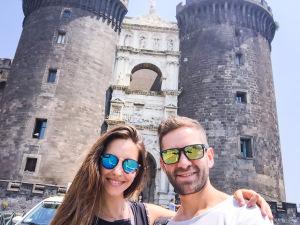Castel Nuovo, Nápoles.
